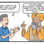 Marketing Comics – Power Point?