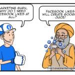 Marketing Gure – why facebook likes?