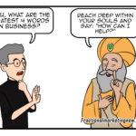Marketing Guru – 4 best words