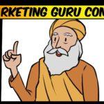 Marketing Guru Comics Cover