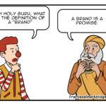 Marketing Guru – Defintion Of Brand