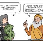 Marketing Guru – Financial problems
