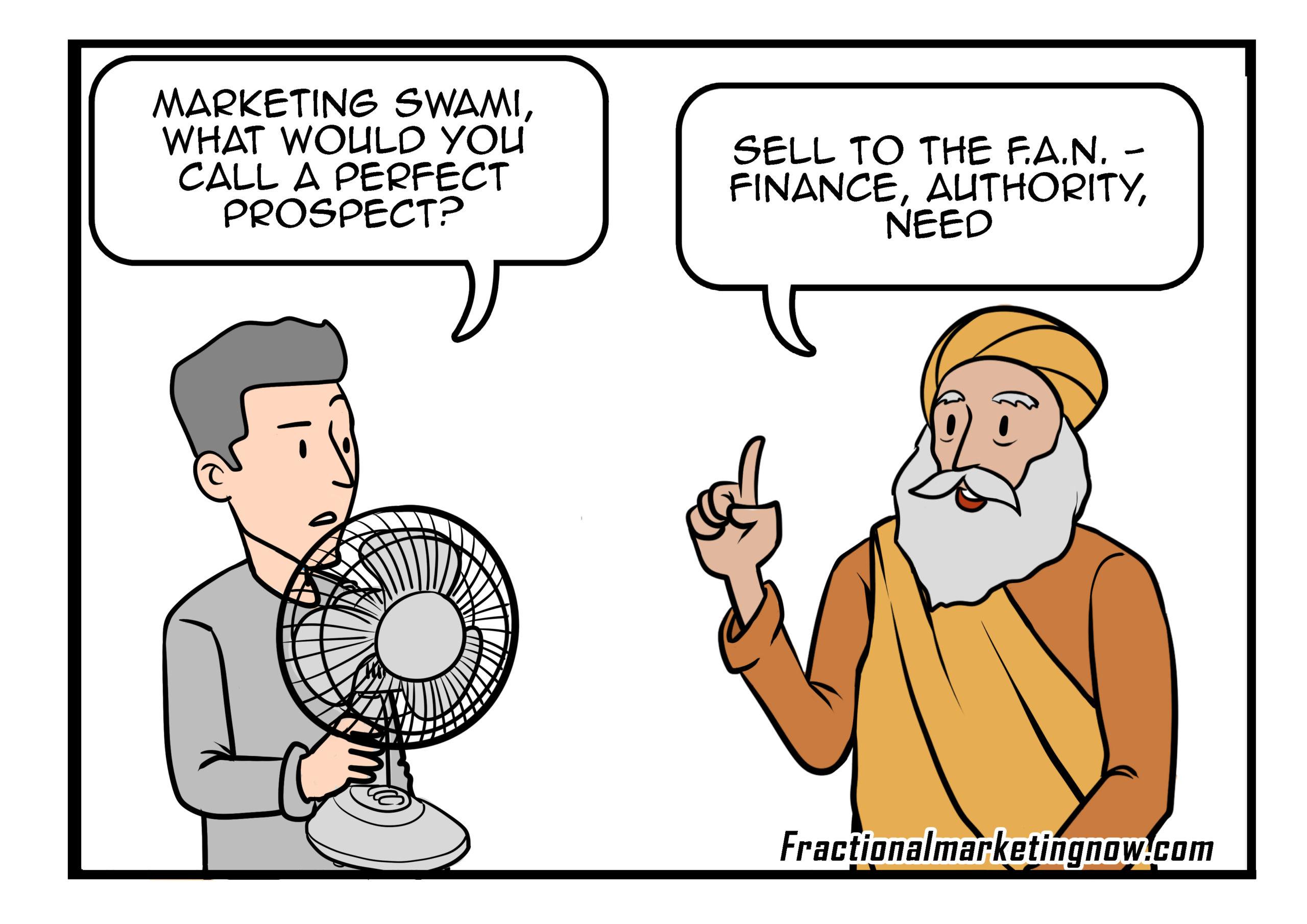 Marketing Guru – Perfect Prospect