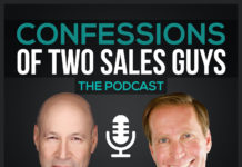 sales podcast